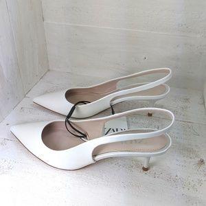NWT Zara Heels size 10 stunning!!